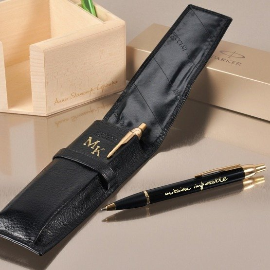 Długopis Parker IM GT + etui Puccini