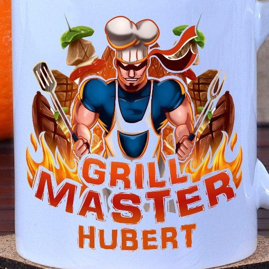 Kubek dla kucharza- Grill Master