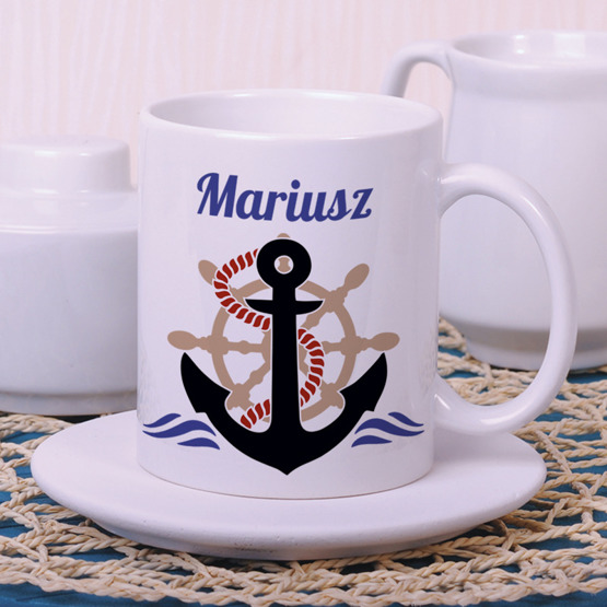 Kubek dla marynarza