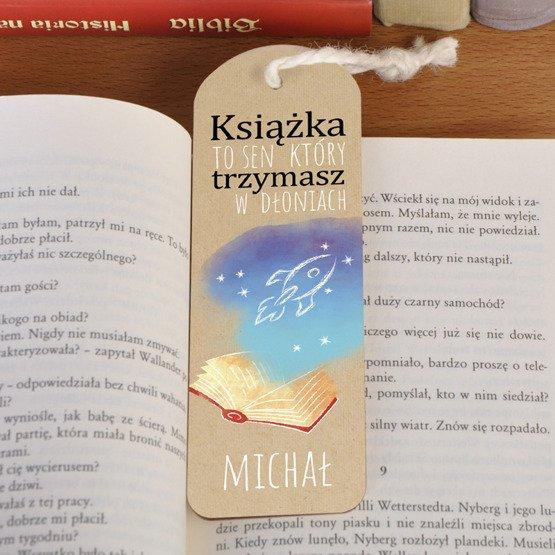 Zakladka-do-ksiazki-ze-sznureczkiem-Ksiazka-to-sen-12546_2